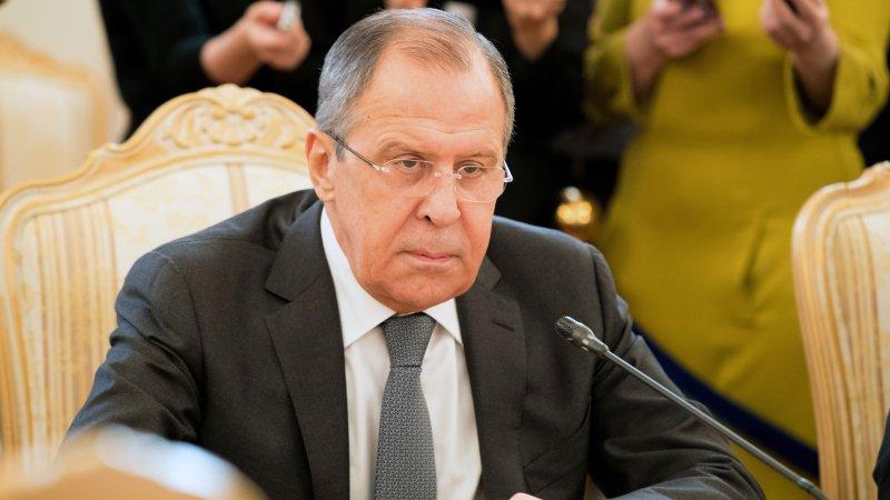 Лавров расценил заявление Ту…