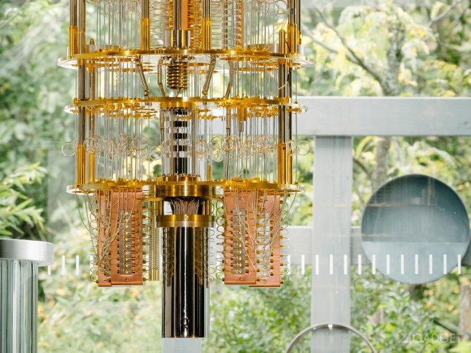 IBM откроет доступ к 20-кубитному квантовому компьютеру через «облако»