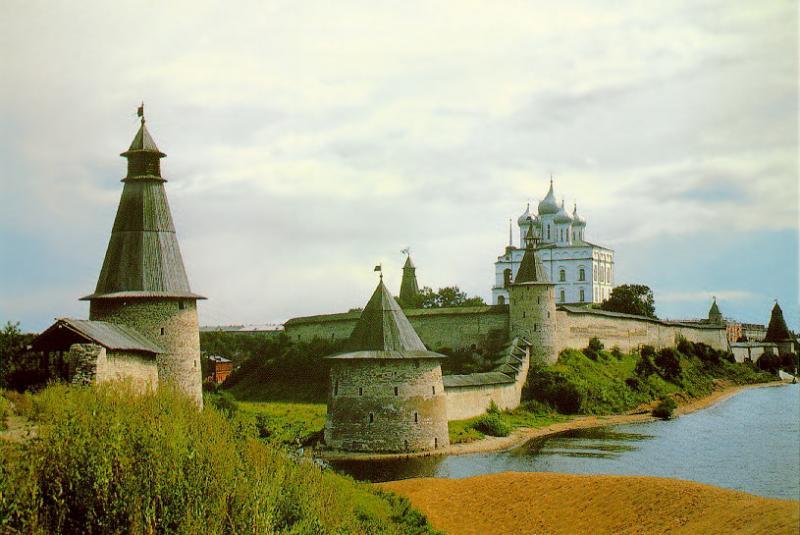 Псковский Кремль