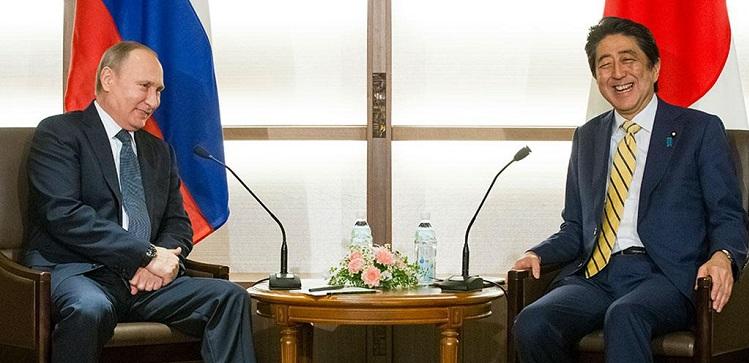 Японские политики считают переговоры с Россией успешными