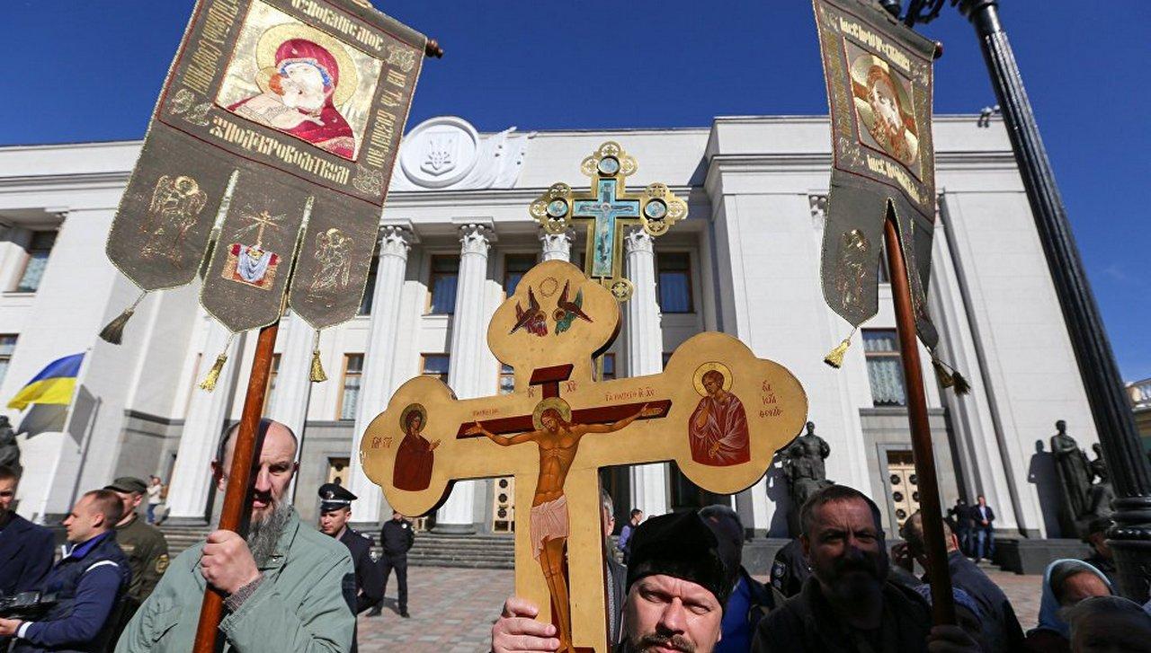 Западная Украина за автокефалию