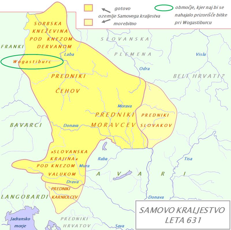 Словенское Государство Само …