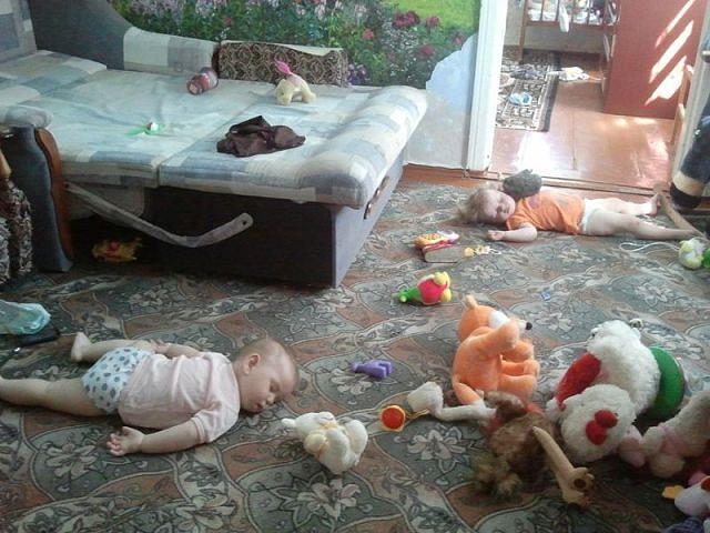 Подборка смешных фото приколов про детей (38 фото) 10,01,2015