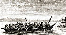 На байдарах чукотские «викинги» добирались даже до нынешней Канады