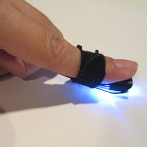 Наперсток Magic Finger управляет девайсами жестами