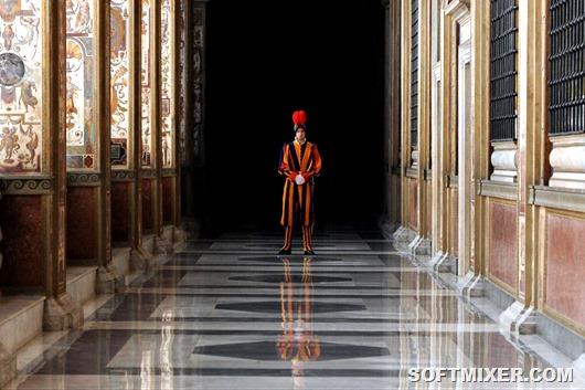 Мрачные тайны архива Ватикана