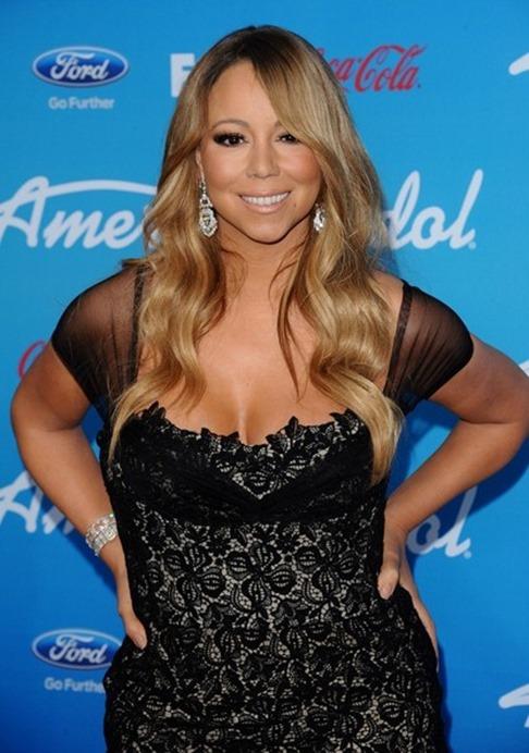 Mariah Carey Long Hairstyles Long Wavy Cut Iifuvcmi94Xl