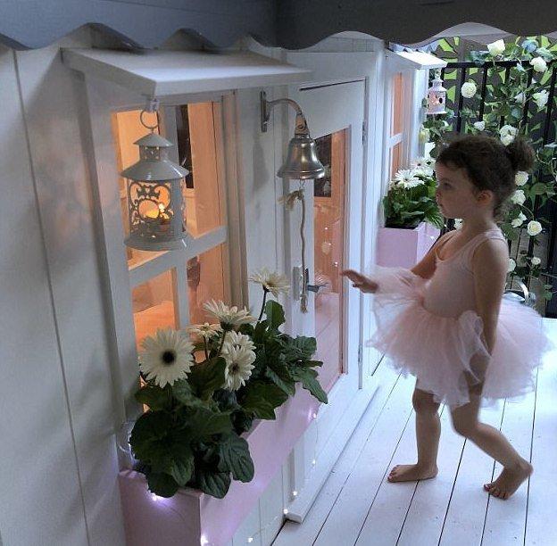 Родители сделали все, чтобы домик был красивым не только снаружи Instagram, Квинсленд, Милли-Белль Даймонд, австралия, домик, роскошь, фото