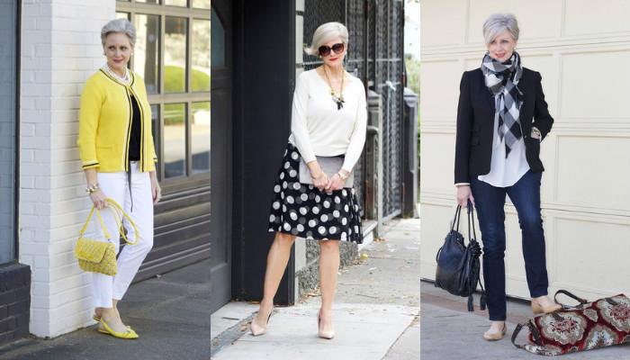 Как подобрать базовый гардероб женщине за 50