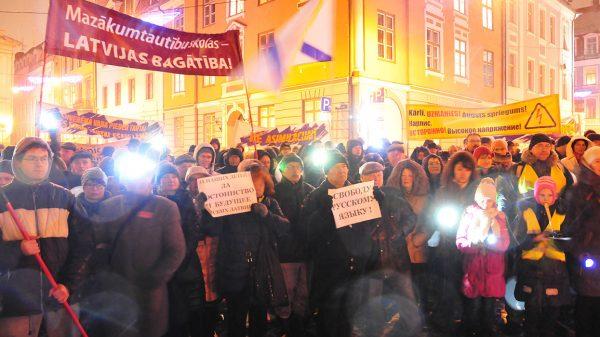 Зачем власти Украины и Латвии ополчились на русский язык