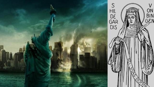 Средневековое пророчество Ватикана обещает Америке ужас