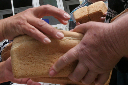 Калужская бизнесвумен решила раздавать хлеб бесплатно и пожалела об этом