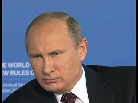 До чего Путин студентов в Ро…