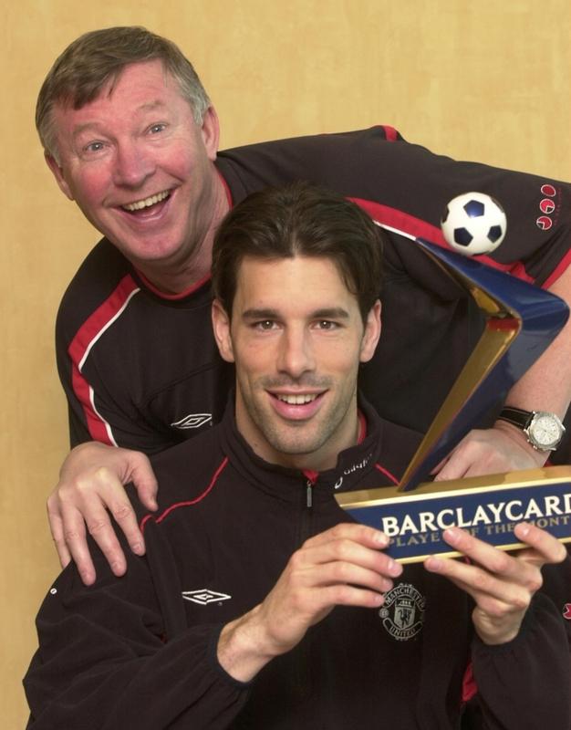 052 Алекс Фергюсон: Самый титулованный тренер Манчестер Юнайтед