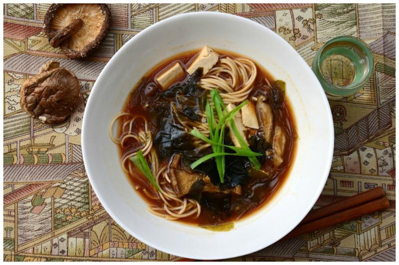 Грибной суп с гречневой лапшой вкусно, грибы, интересное, красиво, познавательно, полезно, рецепты