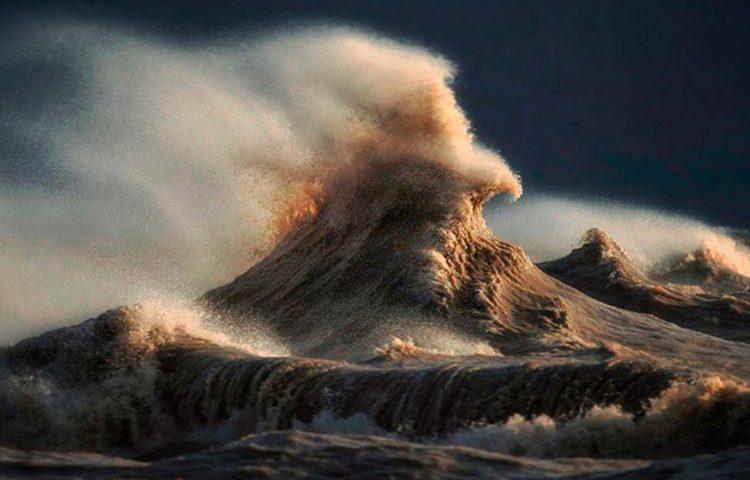 Думаете, что это снимок океана? Ошибаетесь!