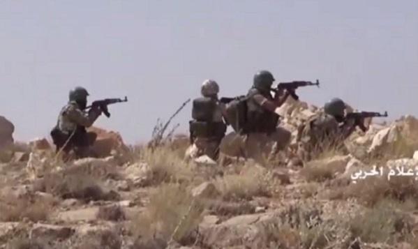 Наливано-сирийской границе шиитские отряды взяли штаб «Джебхат Ан-Нусры»