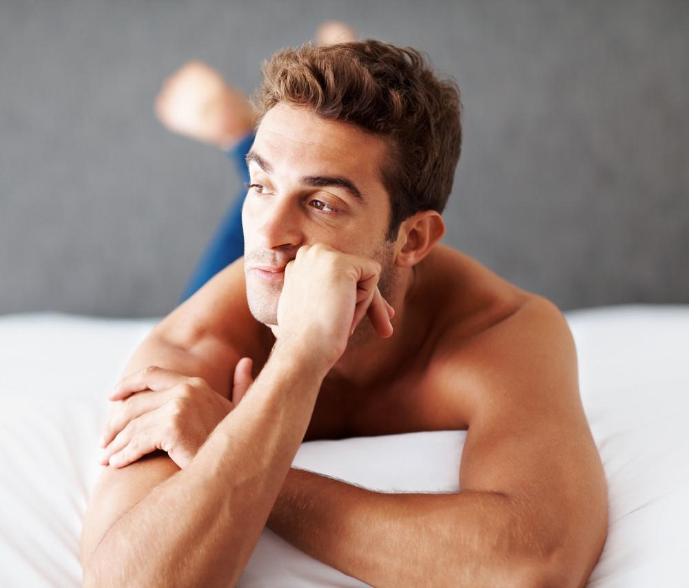 Интересные факты о мужских страхах