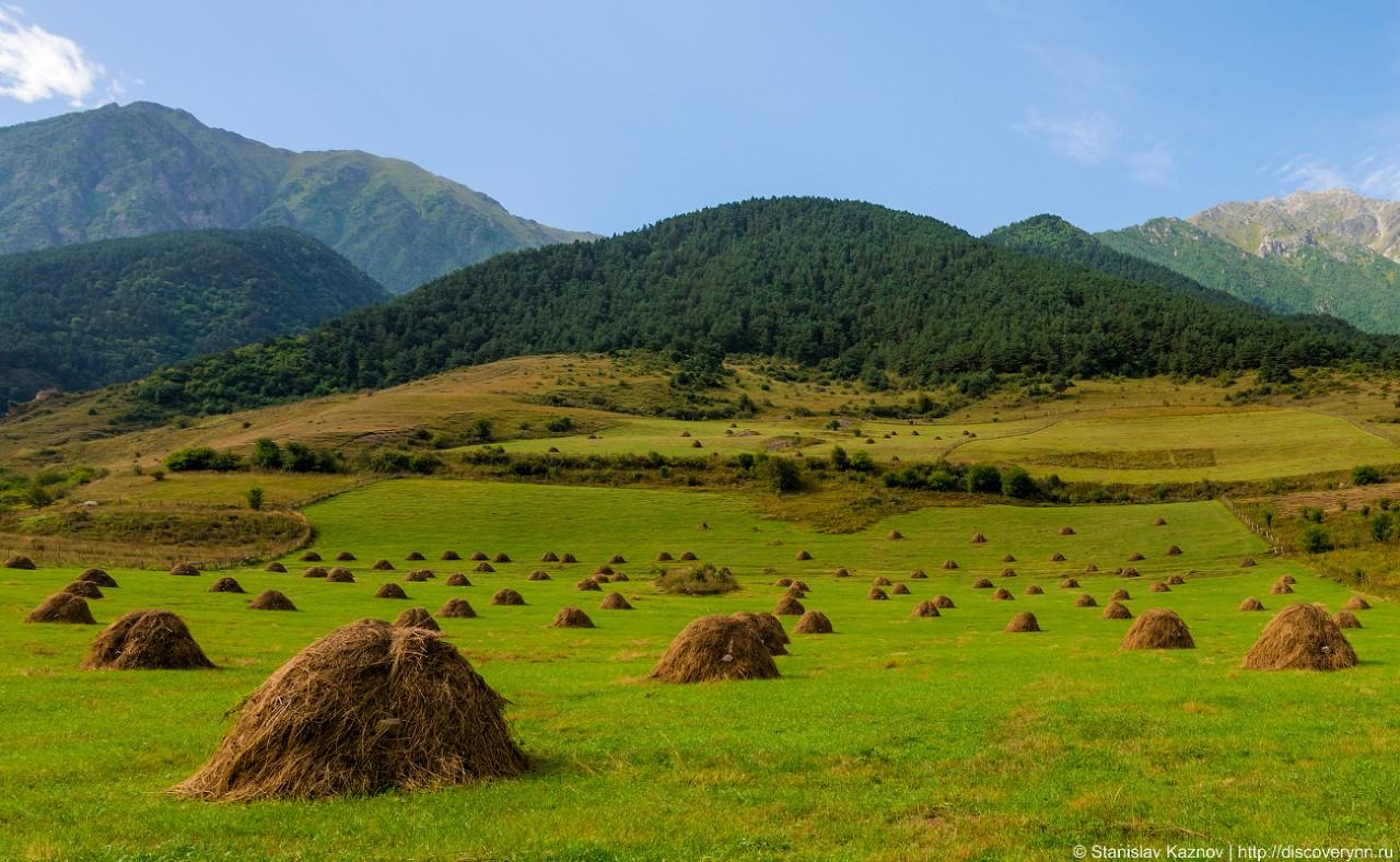 """Камунта - село, в котором прошел самый высокогорный """"Бессмертный полк"""""""