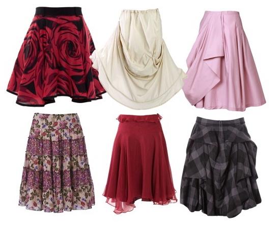 Куплю юбку с драпировкой