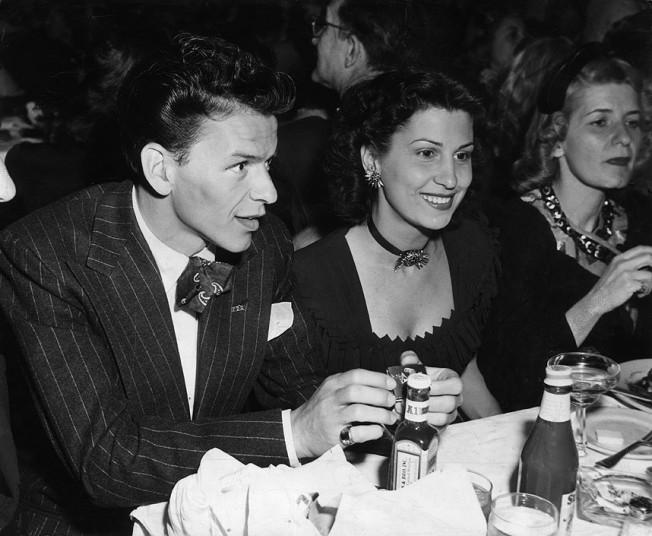 Жены и любовницы Фрэнка Синатры на фотографиях
