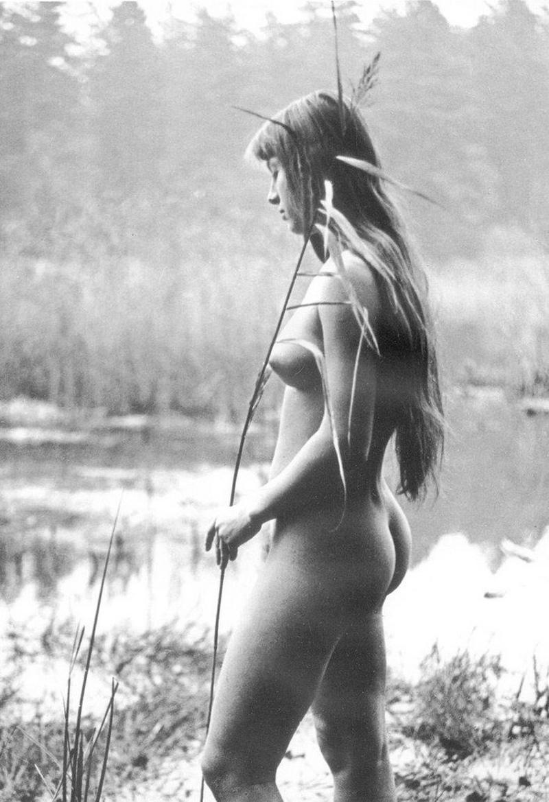 «Цветы среди цветов» Римантаса Дихавичюса – первые фотографии ню в СССР 19