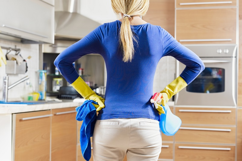 График уборки в доме для поддержания чистоты