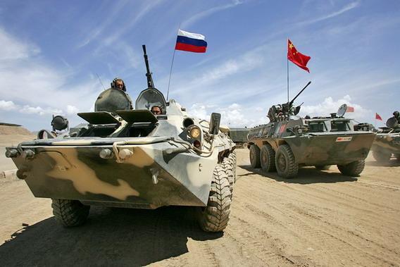 Global Times: Россия и Китай…
