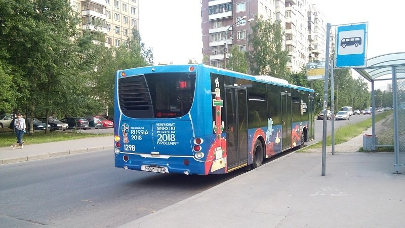 Автобусы будут фиксировать н…