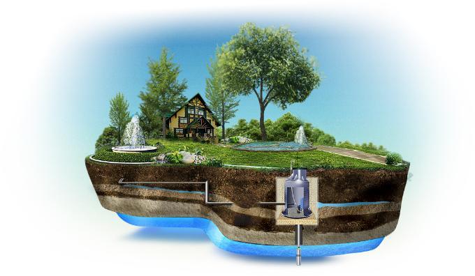 Артезианская скважина — стабильный доступ к питьевой воде
