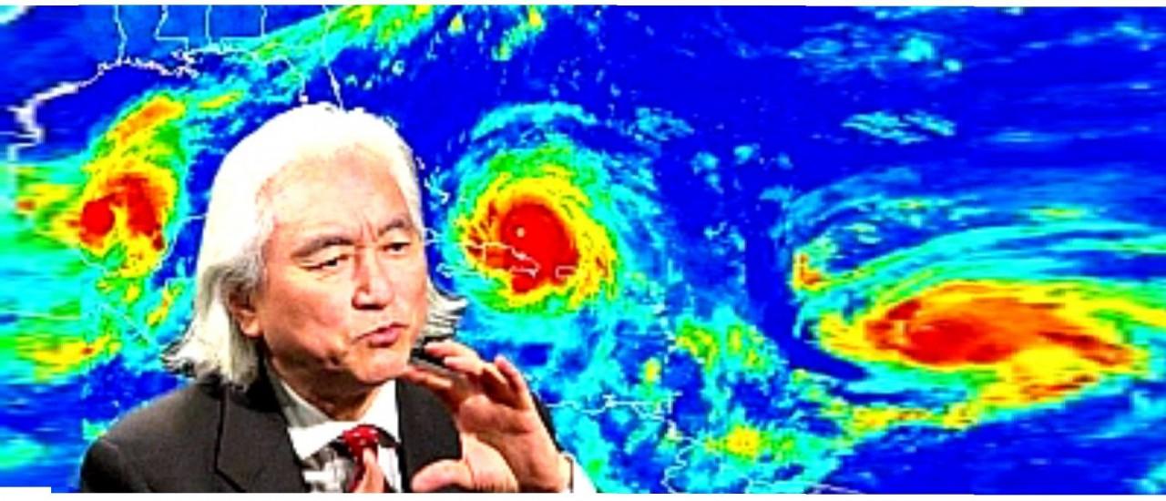 Заявление японского ученого: Ураганы в США – дело рук американского климатического оружия HAARP