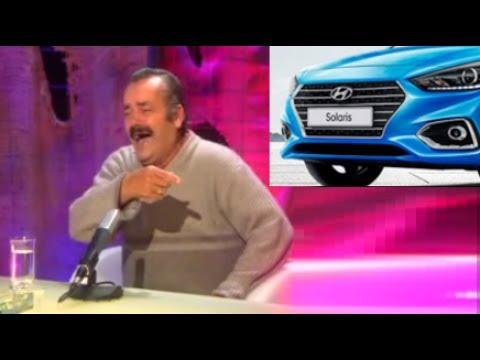 Когда купил бюджетный Hyundai Solaris в кредит
