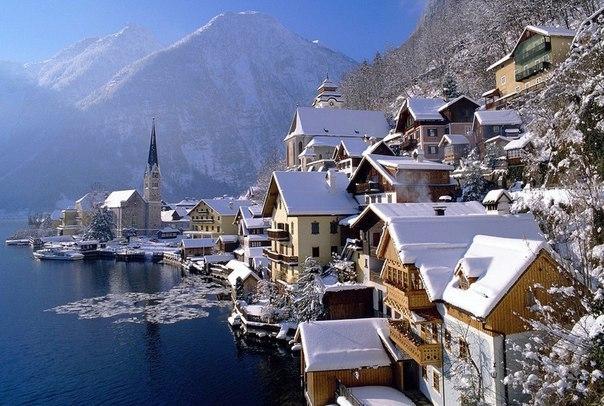 Самые красивые коммуны Австрии