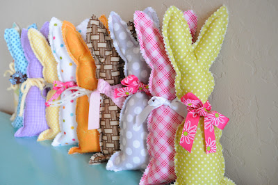 Пасхальные кролики. Самая простая выкройка (3) (400x266, 126Kb)