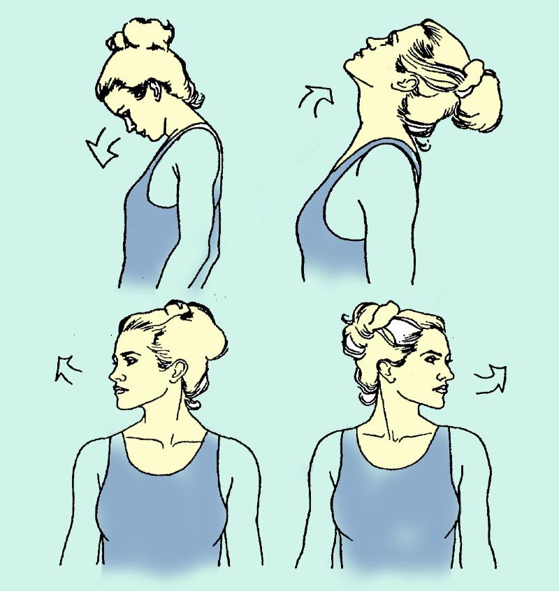 почему болят мышцы шеи и плеч
