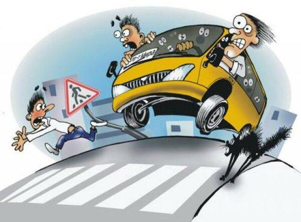 Пока автомобилисты не научатся уважать друг друга и окружающих ,жизнь лучше не станет……….