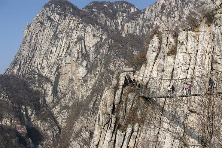Гора Сун-шань