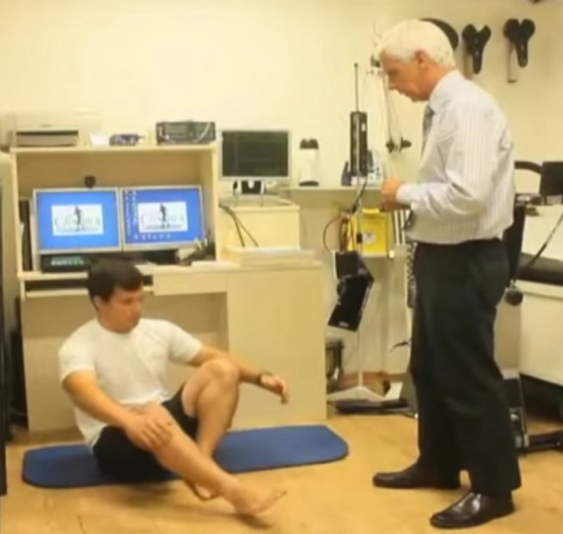 Тест на долголетие: несколько движений покажут, сколько осталось вашему телу
