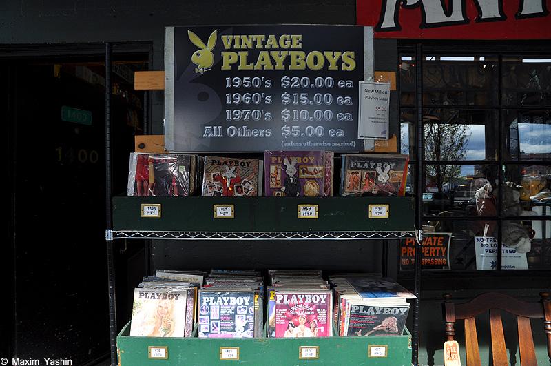 Antiques shops 3 Антикварные магазины в США