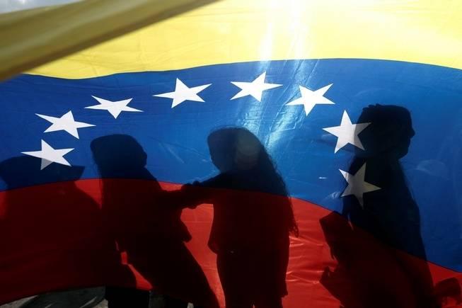 Опрос: жители Венесуэлы прот…