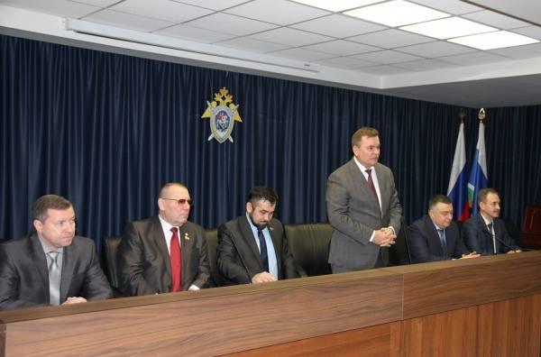 Бывший глава свердловского управления СКР вышел на работу в УГМК