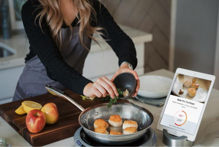 Как «умные» технологии изменят домашнюю кухню уже в ближайшие годы.