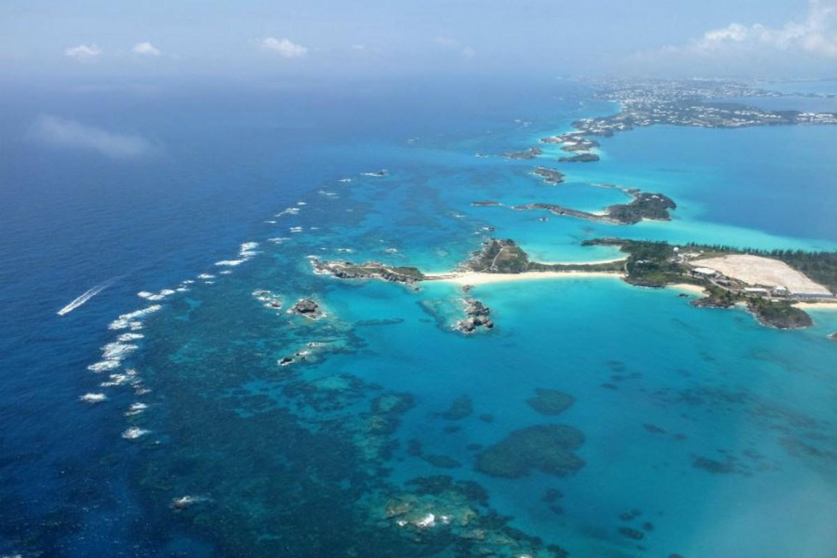 Как образовались Бермудские острова