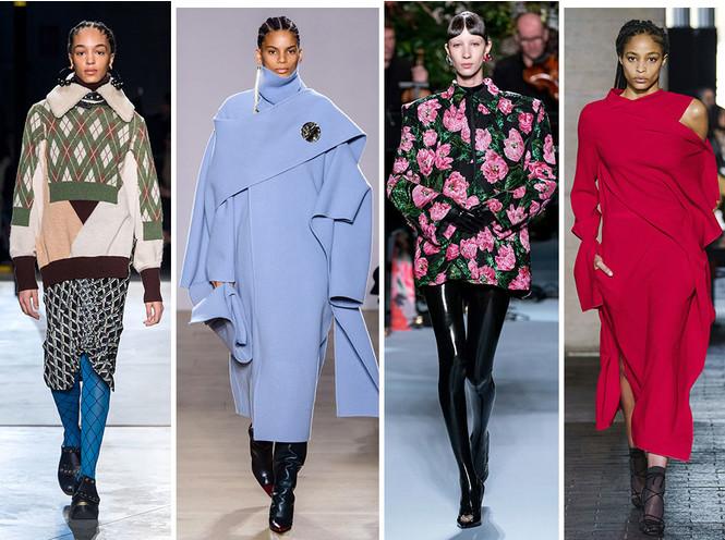 Какие тренды предлагают дизайнеры на Лондонской неделе моды FW 2019-2020