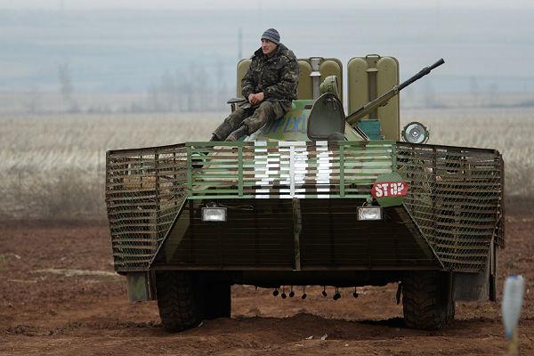 Опрос: 40% украинцев хотят войны в Донбассе «до победы»