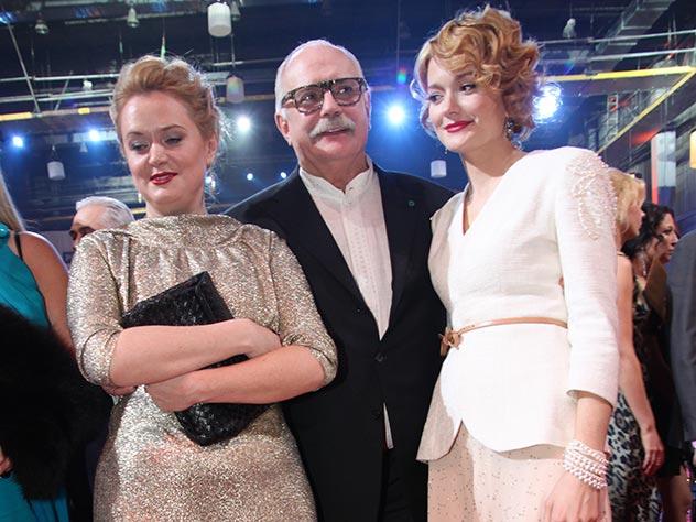 Миронов, Боярский, Михалков: актеры, воспитавшие актрис