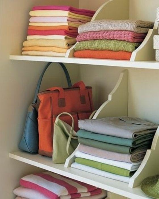 Идеальный порядок в шкафу: п…