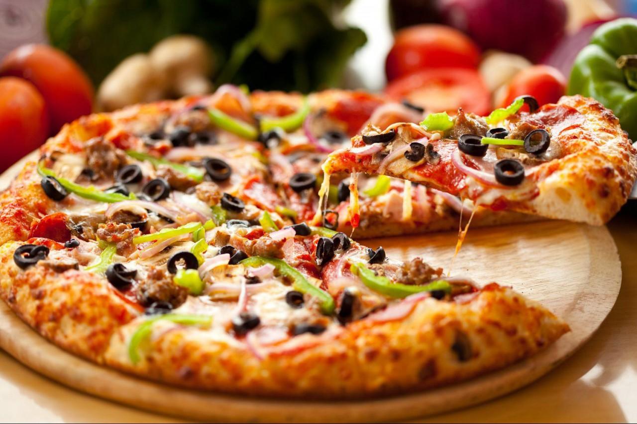 В Подольске прошел мастер-класс по приготовлению пиццы