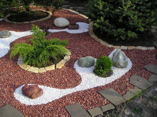 Декор сада - несколько практичных советов