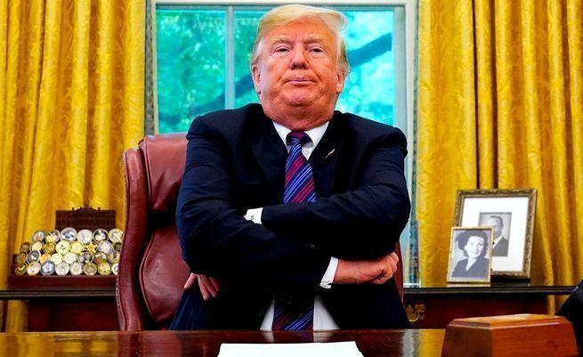 Трамп решил разорвать договор с Россией о РСМД